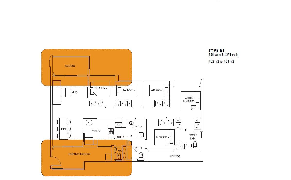 Sol acres ec floor plan showroom hotline 65 61007688 for Plan 65