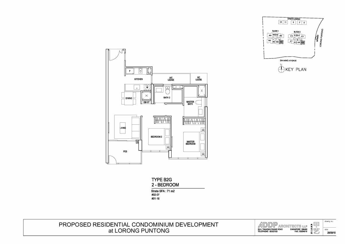 Thomson Impressions Floor Plan Showroom Hotline 65 61007688