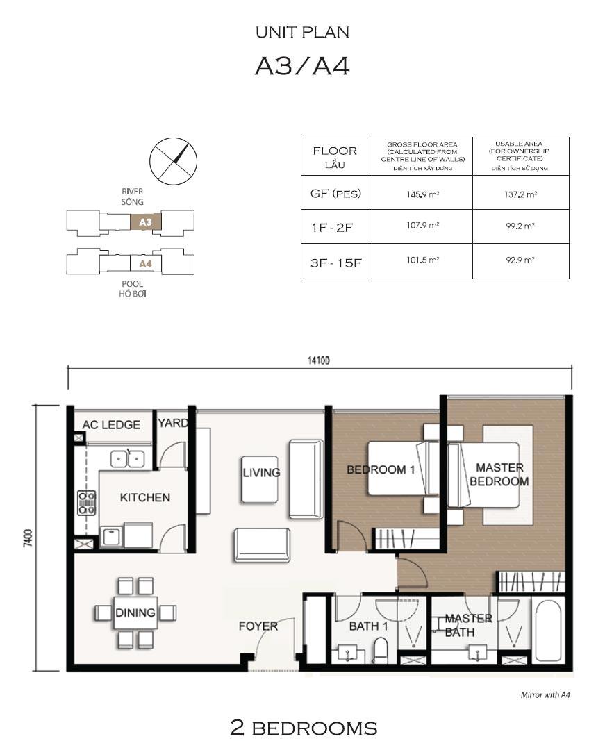 Vista an phu floor plan showroom hotline 65 61007688 for Plan 65