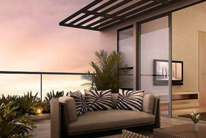 Brooks Collection @ Springside Terrace View