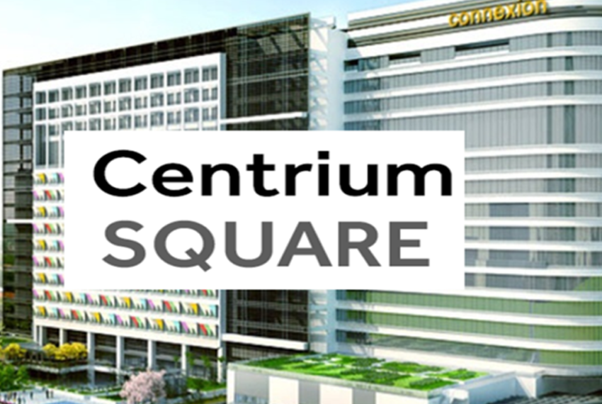 Centrium Square feature