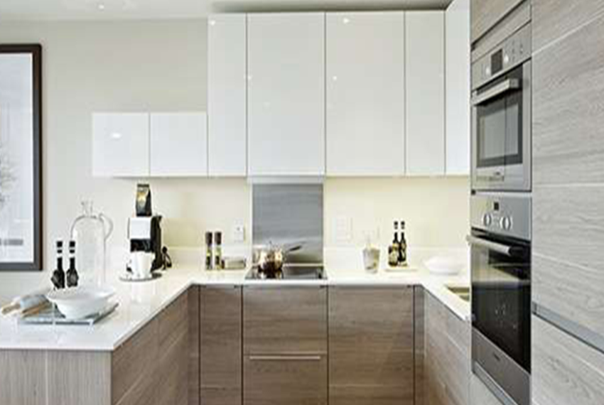 Marine Wharf East SHowflat Kitchen