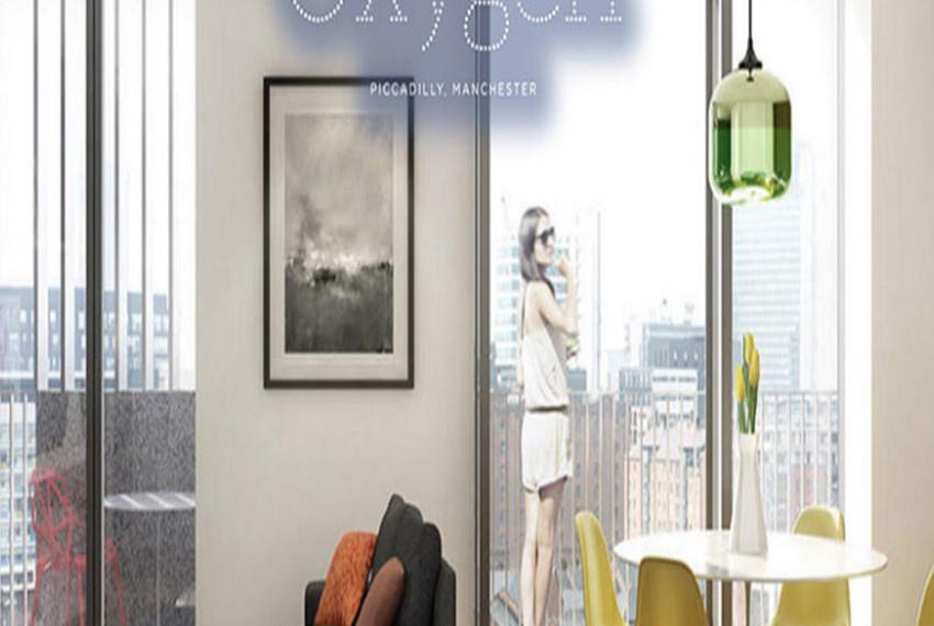 Oxygen Manchester Interior