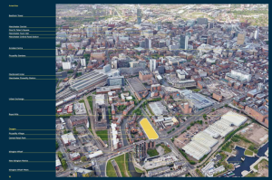 Oxygen Tower Manchester Nearby Locations