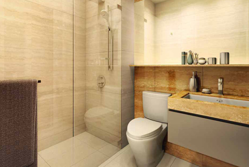 The Gateway Cambodia Bathroom