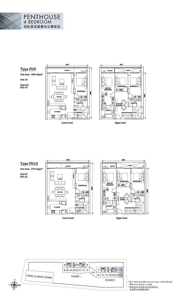 The peak cambodia floor plan showroom hotline 65 61007688 for Plan 65