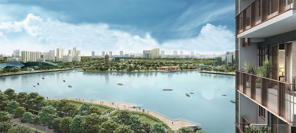 Lake Grande | Showflat Hotline +65 6100 7688 | By MCL Land